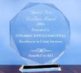 DEA Excellence Award 2016